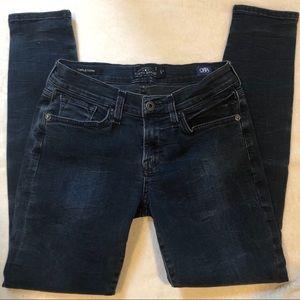 Lucky Brand Charlie Skinny Jeans, Size 4/24